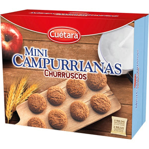Mini Campurrianas Cuétara - 600 gr