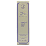 Taylor of Old Bond Street Lavender Shaving Cream Tube