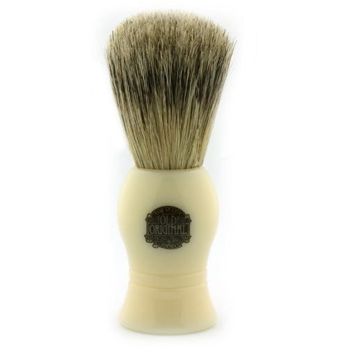 Vulfix 10, Mixed Badger and Bristle, Imitation Ivory Handle Shaving Brush