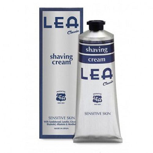 LEA Classic Shaving Cream, Tube