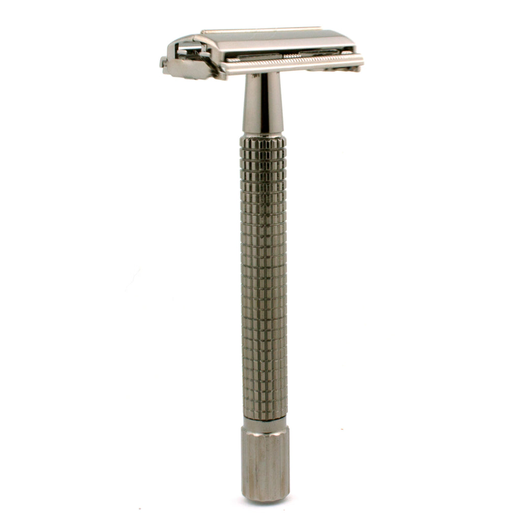 Timor Black-Chrome Butterfly Safety Razor 100 mm