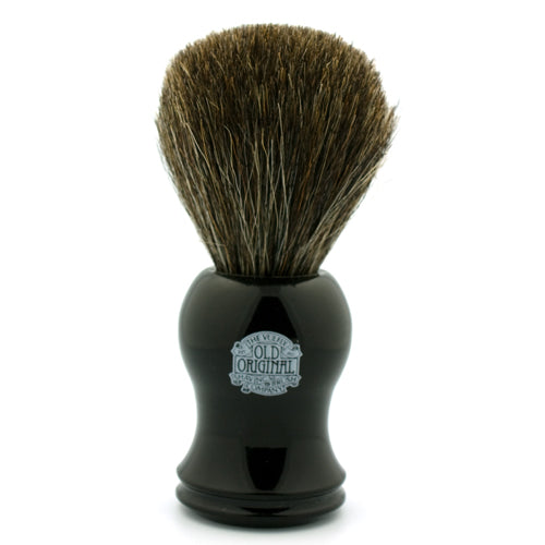 Vulfix 2006E, Pure Dark Badger, Imitation Ebony Handle Shaving Brush
