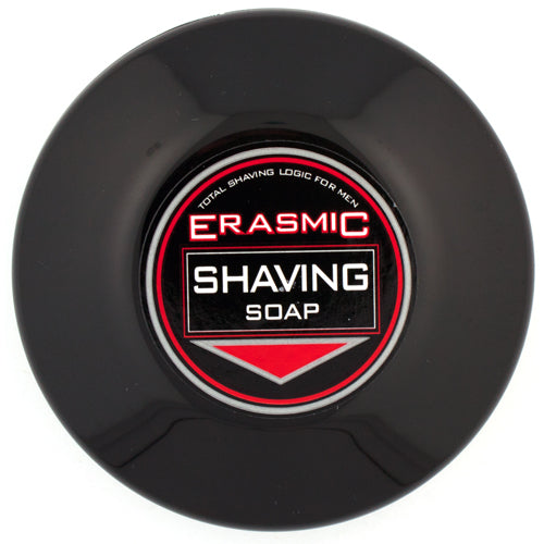 Erasmic Pure Natural Glycerin Shaving Soap- Clearance