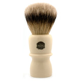 Vulfix 40 Super Badger, Imitation Ivory Handle Shaving Brush