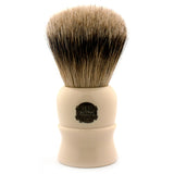 Vulfix 41 Super Badger, Imitation Ivory Handle Shaving Brush