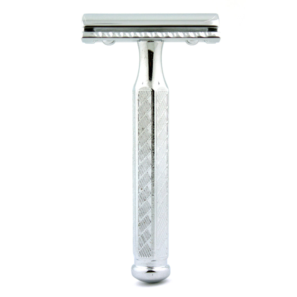 MERKUR 42C Closed Comb, Double-Edge Safety Razor