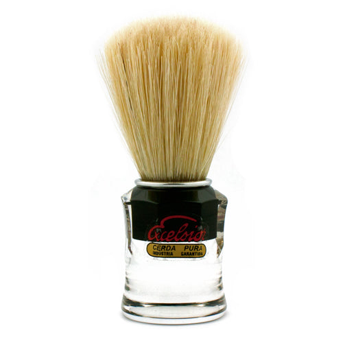 Semogue 820 Boar Hair Shaving Brush- Black
