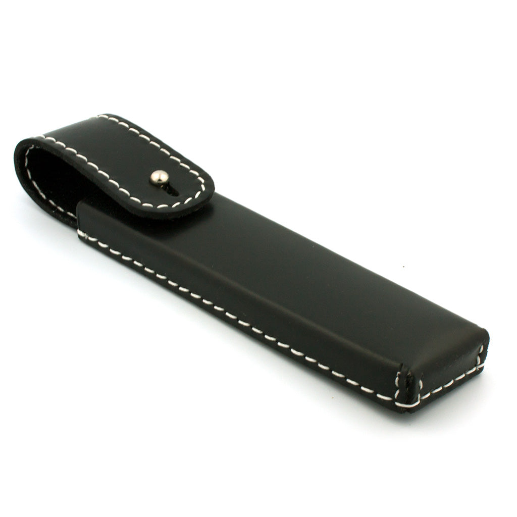 Timor Saddlery Leather Case / Pouch for Straight Razor