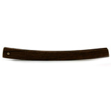 Bocote Wood  Straight Razor Scale, 4/8""