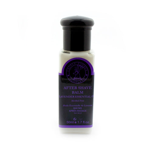 Castle Forbes Lavender Essential Oil After Shave Balm, Alcohol Free, 50ml (Clearance)