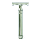 Edwin Jagger Safety Razor, Chrome Plated