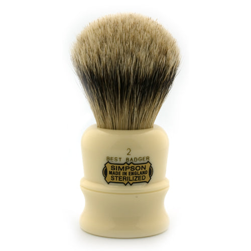 Simpsons Duke D2 Best Badger Shaving Brush