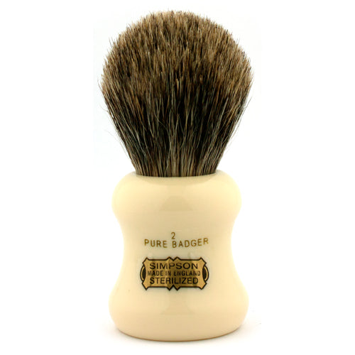 Simpsons The Eagle G2 Pure Badger Shaving Brush