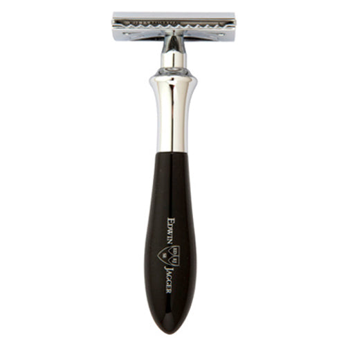 Edwin Jagger Safety Razor, Imitation Ebony, Plaza Series