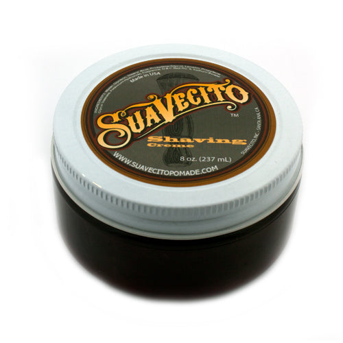 Suavecito Brushless Shaving Creme (Clearance)