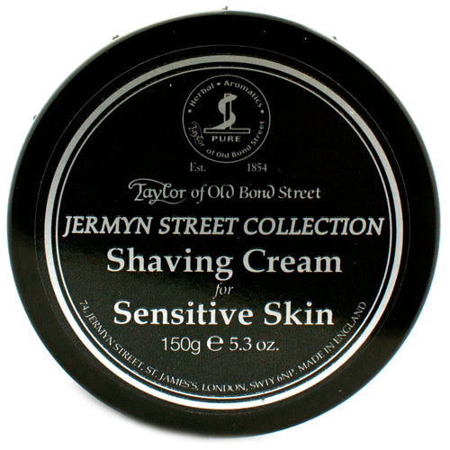 Taylor of Old Bond Street Jermyn Street Collection for Sensitive Skin Shaving Cream
