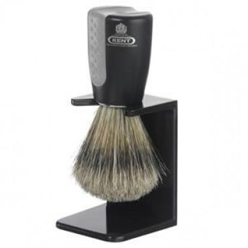 Kent Blended Bristle Shaving Brush with Stand
