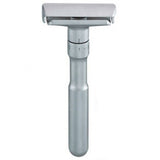 MERKUR Futur 700 Adjustable Brushed-Chrome Safety Razor + 10 MERKUR Blades