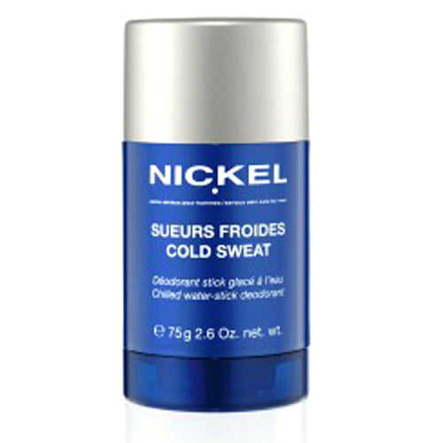 Nickel Cold Sweat, Stick Deodorant, Alcohol-Free