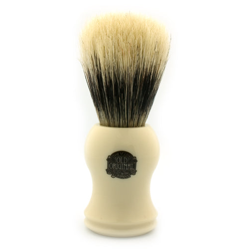 Vulfix VS/5, Pure Colored Bristle Shaving Brush, Imitation Ivory Handle