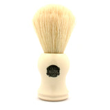 Vulfix VS/3, Pure Bristle Shaving Brush, Imitation Ivory Handle