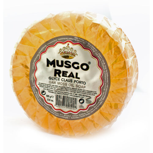 Musgo Real Oak Moss Oil Pre-Shave Soap