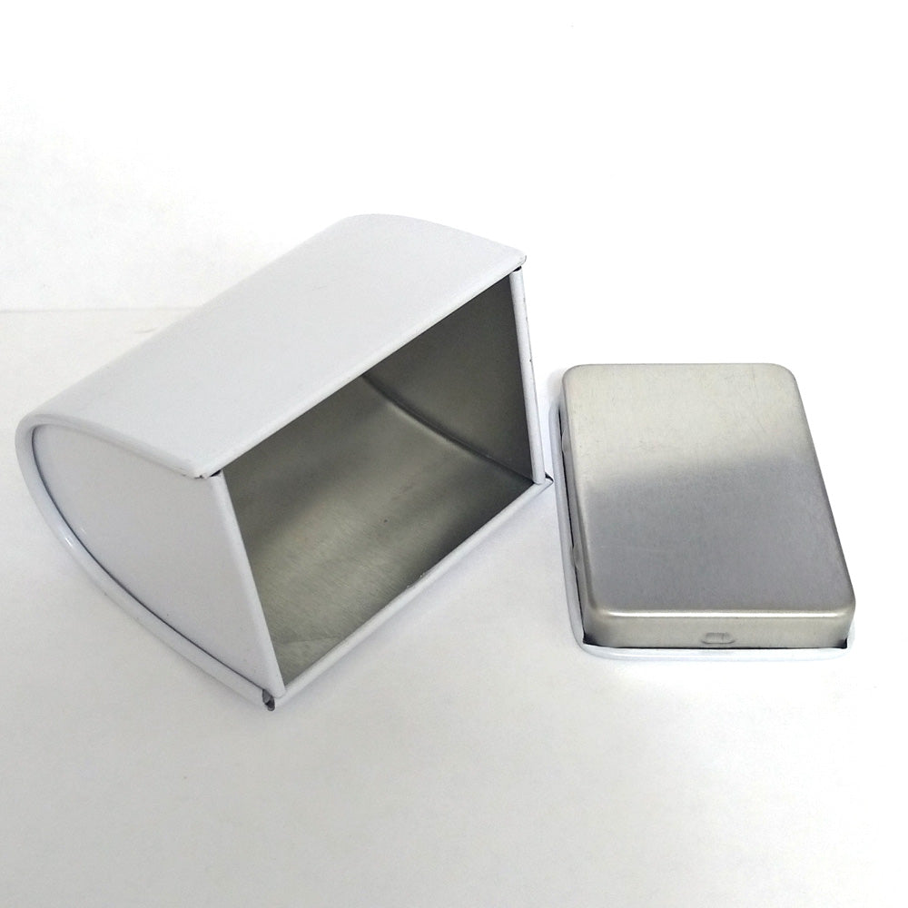 Razor Bank, Double-Edge Shaving Blade Disposal Case