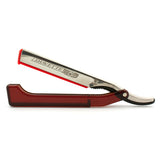 DOVO Shavette Straight Razor with Tortoise Shell Handle