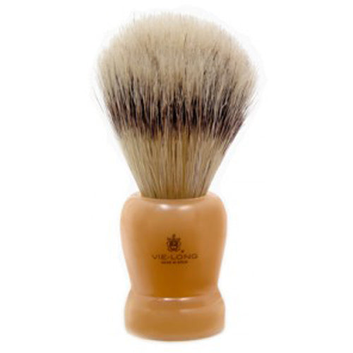 Vie-Long Bristle, Cream Handle Shaving Brush