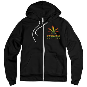 Rastatari Records - Zip Up Hoodie