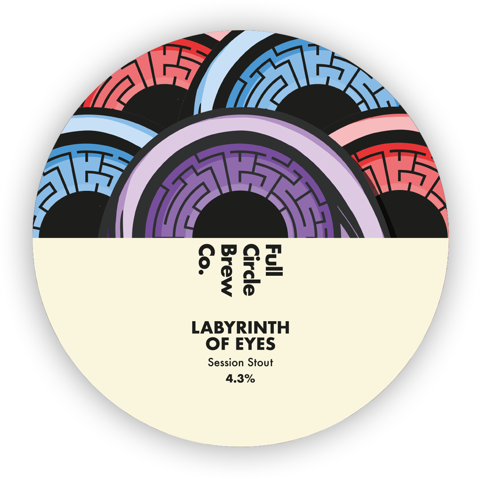 Labyrinth of Eyes, Session Stout