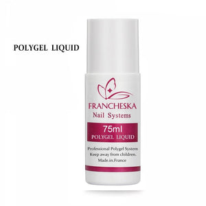 30g Poly Gel construction rapide cristal gelée dur acrylique Solution de glissement d'extension des ongles