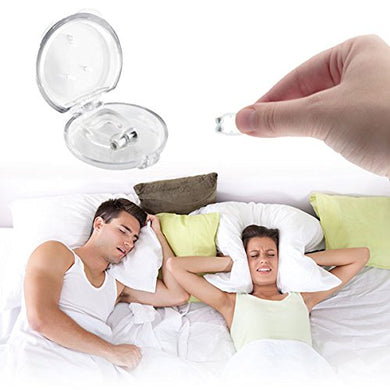 Anti Snoring Magnetic Silicone Device