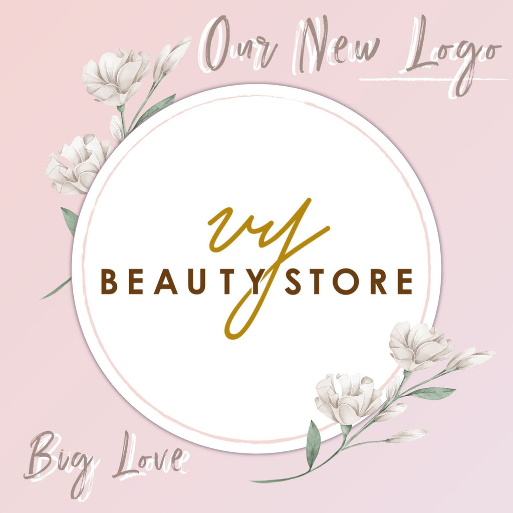 重要公布:VY BEAUTY STORE的LOGO正式升级