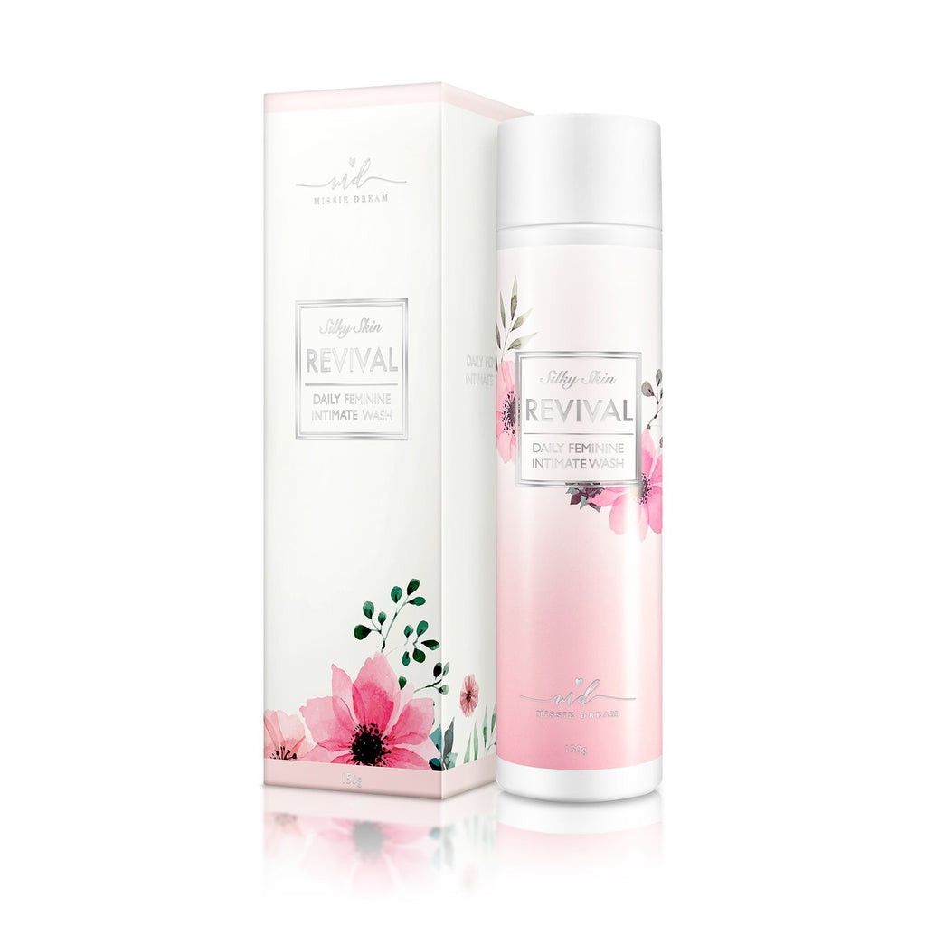 Missie Dream 賦活女性潔膚露 Silky Skin Revival Daily Feminine Intimate Wash