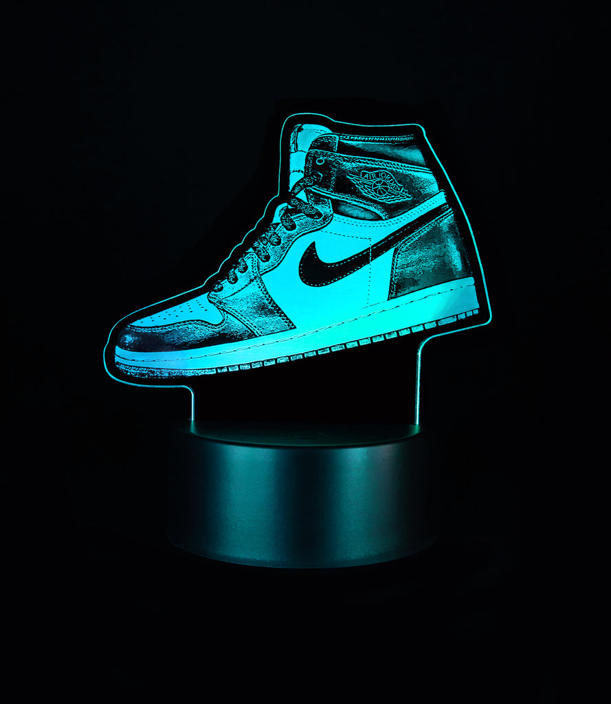 Air Jordan 1 LED Glow Lamp
