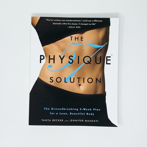 Physique 57 Solution Paperback Book: