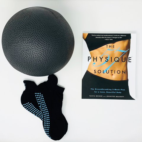 Core Package- Book, Ball and Socks