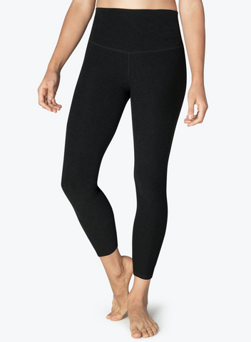 Spacedye High Waist Midi Legging