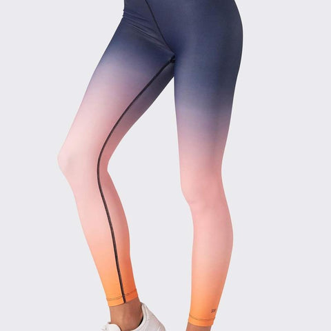 Ava Ombre High Waist 7/8 Legging