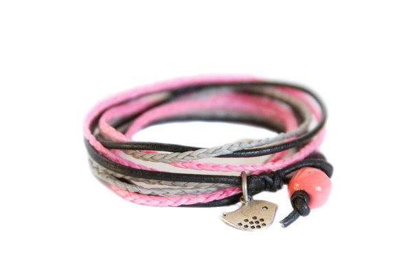 Triple Wrap Bracelet Large