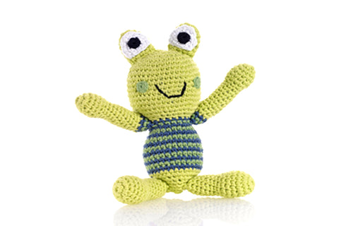 Froggy Rattle
