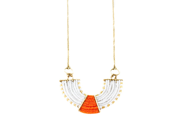 Lenaiya Beaded Necklace