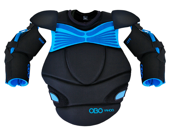 OBO YAHOO BODY ARMOUR (CHEST & ARMS)