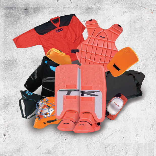 TK JUNIOR GOALKEEPING KIT (AGES 10 and under)