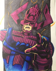 Galactus: Destroyer of Worlds