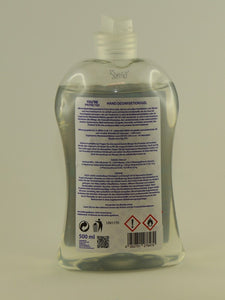 YOU`RE PROTECTED Desinfektionsgel, 10 x 500 ml