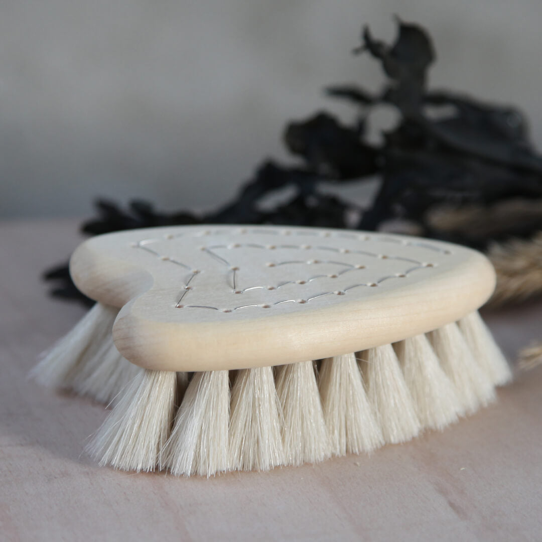 Handcrafted Baby Brush