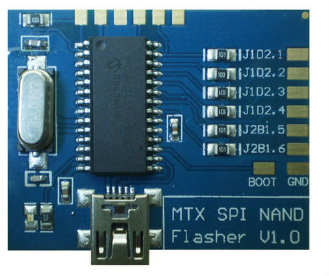 Matrix Nandflasher