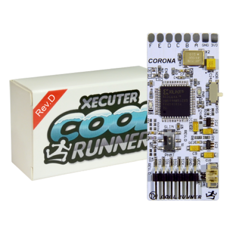 Coolrunner Rev D (Xecuter)